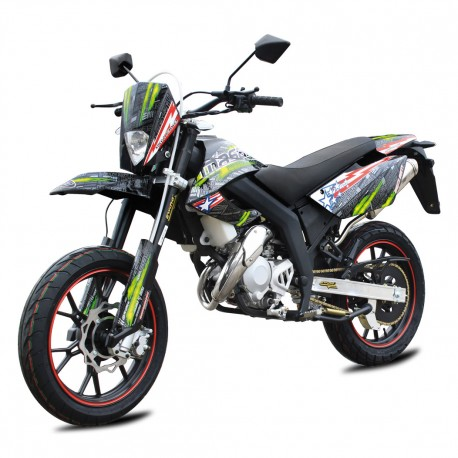 SUPER MOTARD 50 ULTIMATE